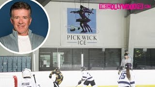 Alan Thicke Passes From A Heart Attack While Playing Hockey At Pickwick Ice In Burbank 12.13.16