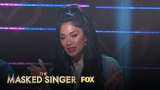 Nicole Reacts To The Deer | Season 1 Ep. 3 | THE MASKED SINGER