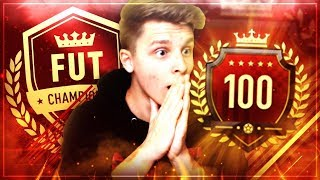 FIFA 18 - FIFAGAMING in der TOP 100? ⛔️🔥 BESTES FUT CHAMPIONS VIDEO! - Weekend League Ultimate Team