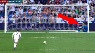 10 MOST FUNNY PENALTY KICKS IN FOOTBALL