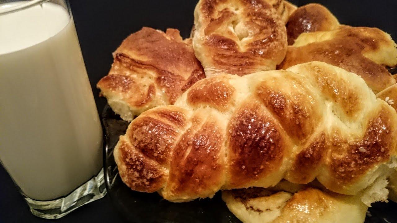 Хлебопечка сдобные булочки из дрожжевого теста рецепты с фото