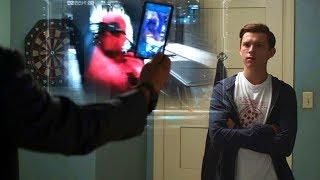 "Tony Stark Recruits Peter Parker ""You"