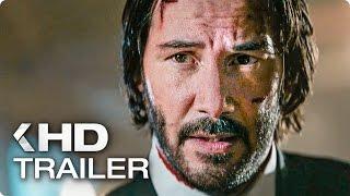 JOHN WICK 2 Exklusiv Clip & ALLE Trailer German Deutsch (2017)