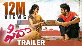 Fidaa Theatrical Trailer - Varun Tej, Sai Pallavi | Sekhar Kammula | Dil Raju