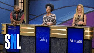 Black Jeopardy with Elizabeth Banks - SNL