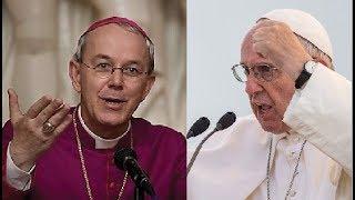 SCHISM RISING?  7 Bishops Resist Pope