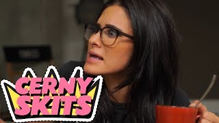 IF BRITTANY FURLAN WAS A MOM - CERNY SKITS