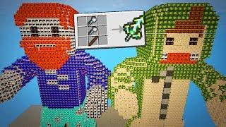 DIESES SCHWERT TÖTET JEDEN GEGNER SOFORT - Minecraft LUCKY BLOCK CHALLENGE