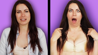 Women With Small Boobs Try The Insta-Famous Bra