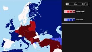 World War I - The Great War (1914-1918)