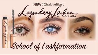 Mascara Tutorial: 3 Ways to Create Legendary Lashes | Charlotte Tilbury