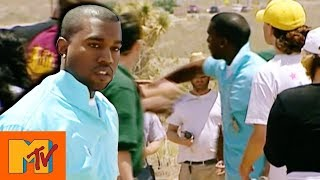 "Kanye West Flips Out On ""Jesus Walks"" Video Shoot | Punk"
