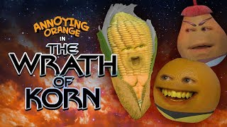 Annoying Orange - The Wrath of Korn (Star Trek Spoof)