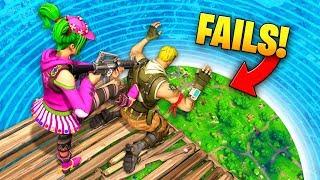 FORTNITE FAILS & Epic Wins! #20 (Fortnite Battle Royale Funny Moments)