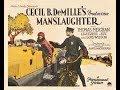 Manslaughter 1922mp3