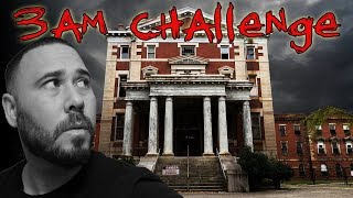 Scariest Night Of Our Lives - Haunted Lunatic Asylum