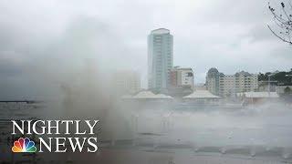 Category 5 Storm Heading To Puerto Rico | NBC Nightly News