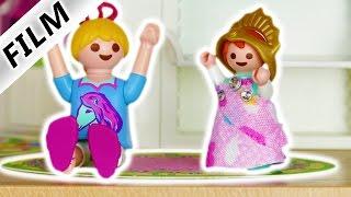 Playmobil Film deutsch | EMMA VOGEL verkleidet sich als Prinzessin | Kinderserie Familie Vogel