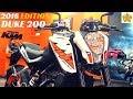 KTM DUKE 200 2018 NEW EDITION, DETAILED ...mp3
