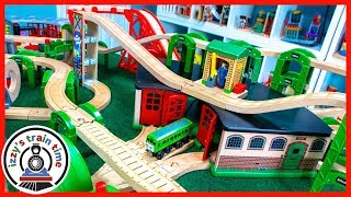 BRIO MAKES A SHED?! WHAT?!