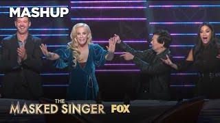 The Masked Singers Revealed   Season 1   THE MASKED SINGER