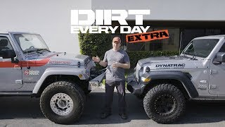 Jeep JL Spotters Guide - Dirt Every Day Extra