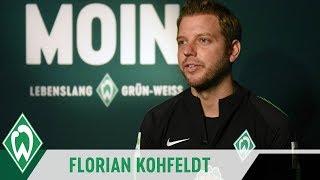 Wenig Zeit, klarer Plan | Florian Kohfeldt im Interview