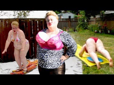 Пожилые голые тетки фото