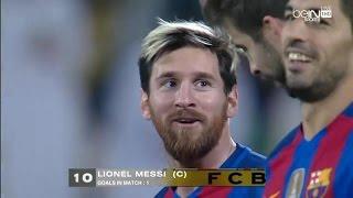 اهداف برشلونة والاهلي السعودي 5-3 | فهد العتيبي | شاشة كاملة l مباراة ودية (HD)