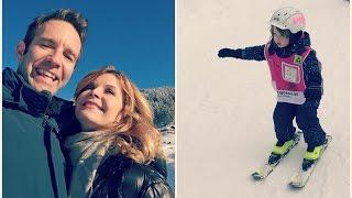 DAS ERSTE MAL Skifahren! I Vlog Die Imhofs