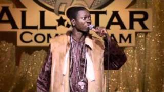 Michael Blackson in Shaquille O