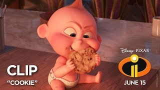 "Incredibles 2 Clip - ""Cookie"""
