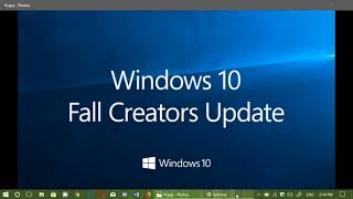 Windows 10 Fall Creators update available to everyone how to defer the install
