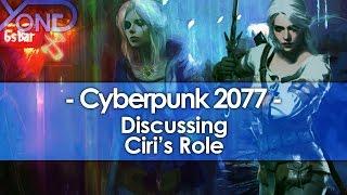 Discussing Ciri