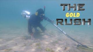 ULTIMATE Underwater Treasure Finds GOLD & CASH Buried Deep Ocean Metal Detecting