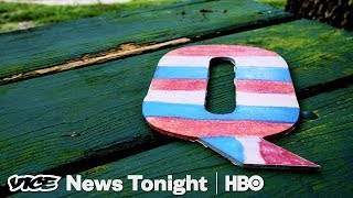 QAnon Conspiracists Believe Trump and Mueller are Working Together (HBO)
