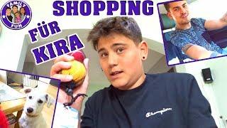 SHOPPING HAUL KIRA | HUNDESITTING ALLEINE ZUHAUSE Vlog #94 Our life FAMILY FUN