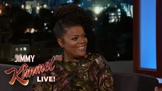 Yvette Nicole Brown is a Star Wars Nerd