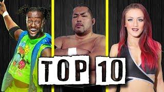 Wrestlers Of The Week (August 10)