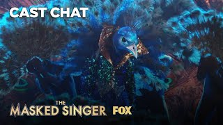 You Won't Believe Who Is Under The Peacock Mask!   Season 1 Ep. 10   THE MASKED SINGER