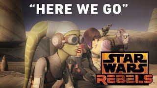 """Here We Go- """"Wolves and a Door"""" Preview 