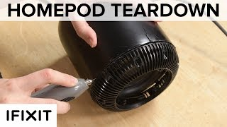 The HomePod Teardown! (This one gets destructive)😁