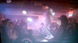 Pee Wee Dancing to Tequila