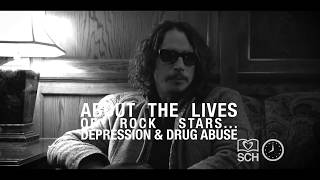 Chris Cornell Rare Interview About Depression and Drugs | SCH TimeMachine