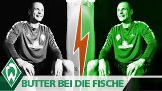 BUTTER BEI DIE FISCHE: Jaróslav Drobny | SV Werder Bremen