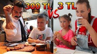 3 TL  VS. 300 TL