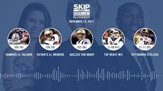 UNDISPUTED Audio Podcast (11.13.17) with Skip Bayless, Shannon Sharpe, Joy Taylor | UNDISPUTED