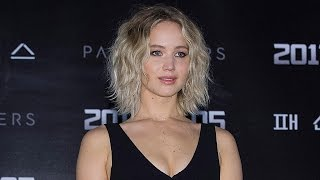 Jennifer Lawrence Explains Why She