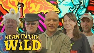 "Sean Evans Goes to the ""Slayer Concert"" of Hot-Sauce Festivals 