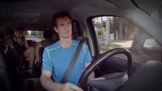 HEAD Gameraiser TV: A Day in the Life of - Andy Murray I